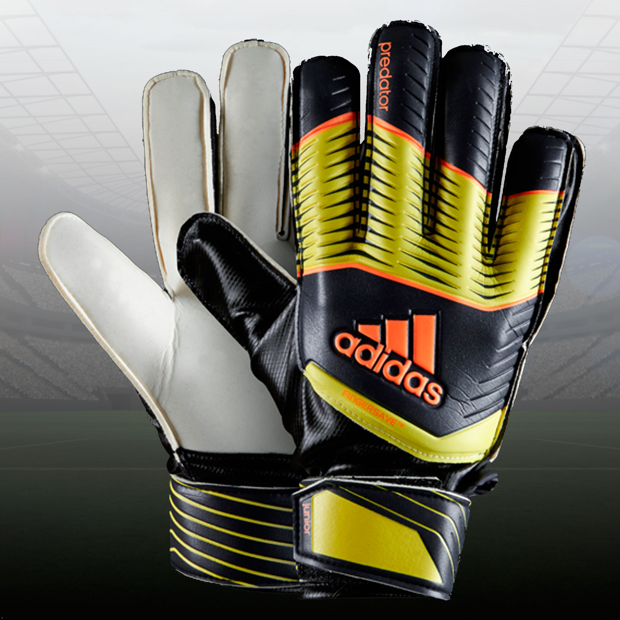 JUNIOR ADIDAS GOALKEEPER GLOVES