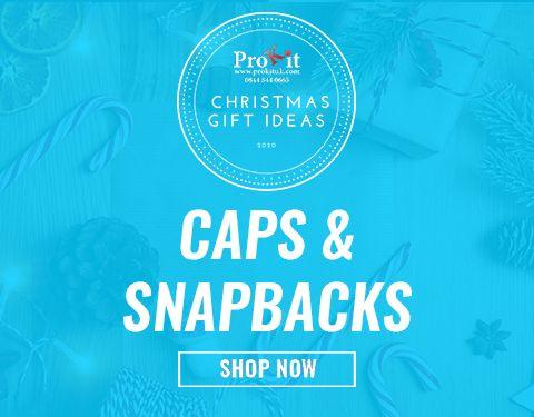 CAPS & SNAPBACKS