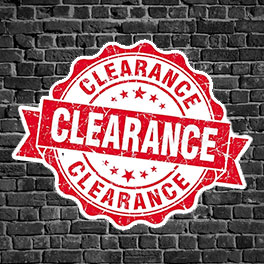 STANNO CLEARANCE