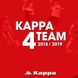 KAPPA TEAMWEAR 2018