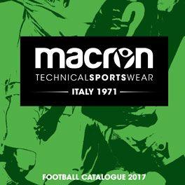 MACRON TEAMWEAR 2018