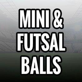 MINI & FUTSAL BALLS