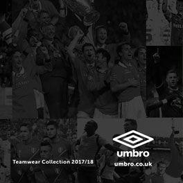 UMBRO TEAMWEAR 2018