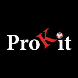 Precision Football Goalnet 24x8 - 3.5mm Knotted - Black/White