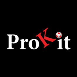 Nike Striped Division III Jersey S/S - University Red/White