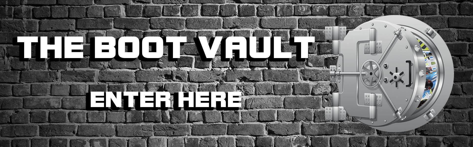 Boot Vault