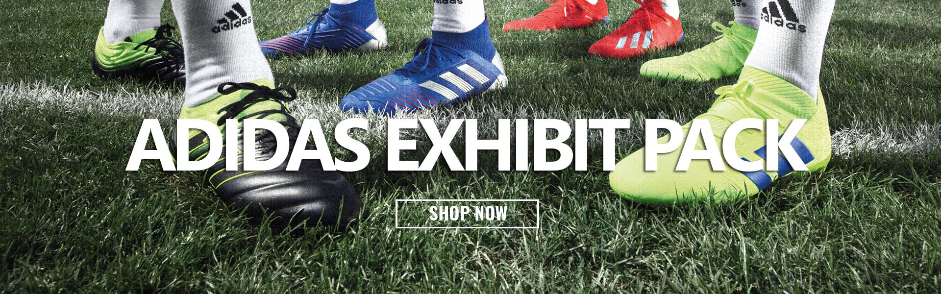 Adidas Exhibit Pack