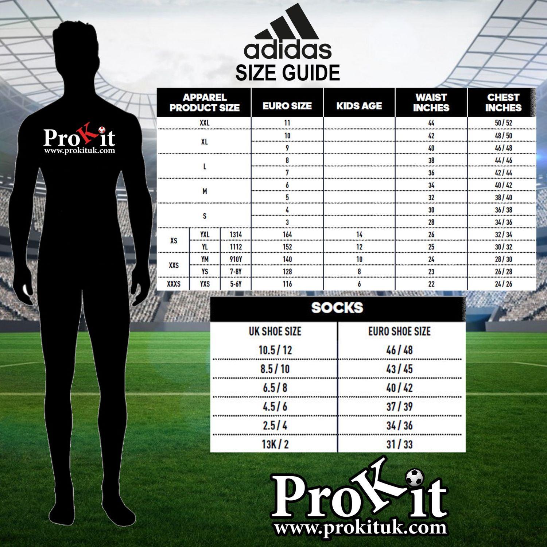 Size Guide Prokituk Com